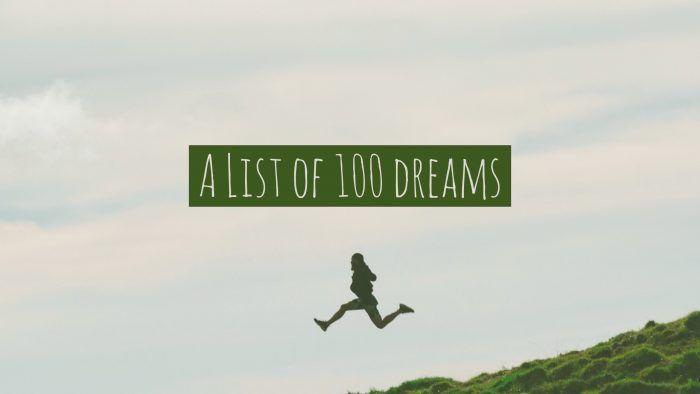 「人生でやりたいことリスト100」自分に正直になって考えてみた。 | 3ura10moki.jp