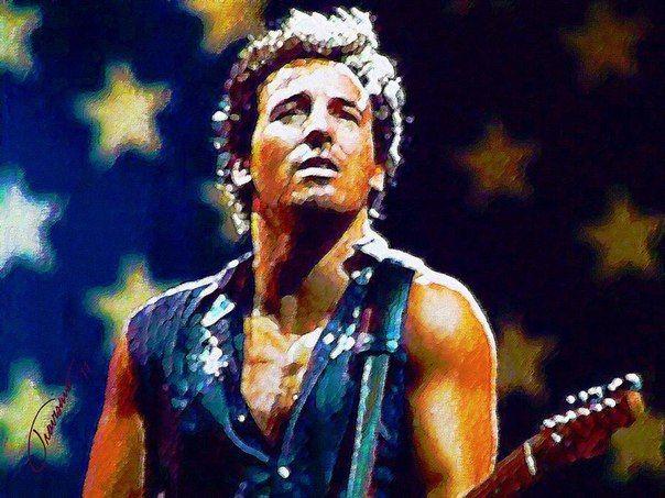 Брюс Спрингстин — американский рок- и фолк-музыкант и автор песен. Стал известен благодаря своим рок-песням с поэтичными текстами, основной темой которых является его родина, Нью-Джерси.