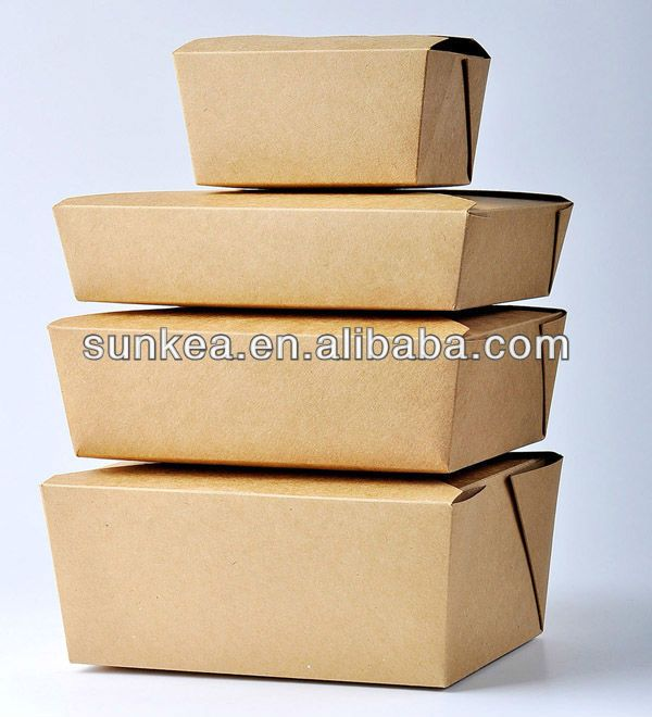 Disposable lunch boxes, deli boxes, food containers in China $0.05~$0.1