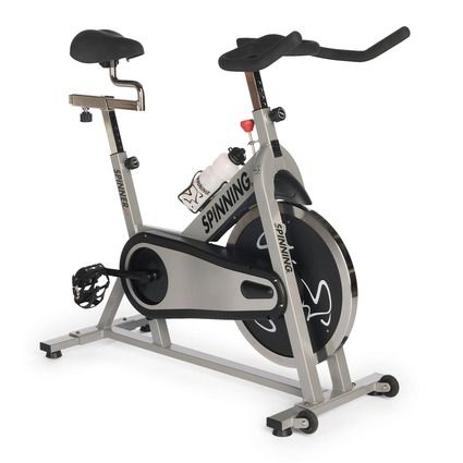 At Studio 5 Fitness we use the Spinner® Pro Exercise Bike from Star Trac #spin #indoorcycling #cardio #exercise #workout #fitness #spinnerpro