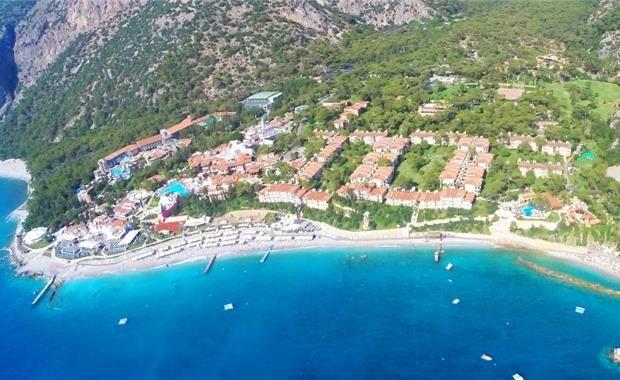 Liberty Hotels Lykia, Олюдениз, Турция: цены на туры и отель от ведущего европейского туроператора TUI