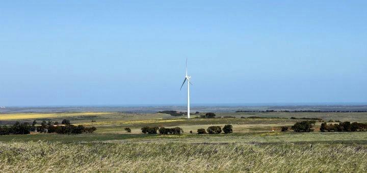 Alinta Wind Farm - Ellendale Pool near Geraldton