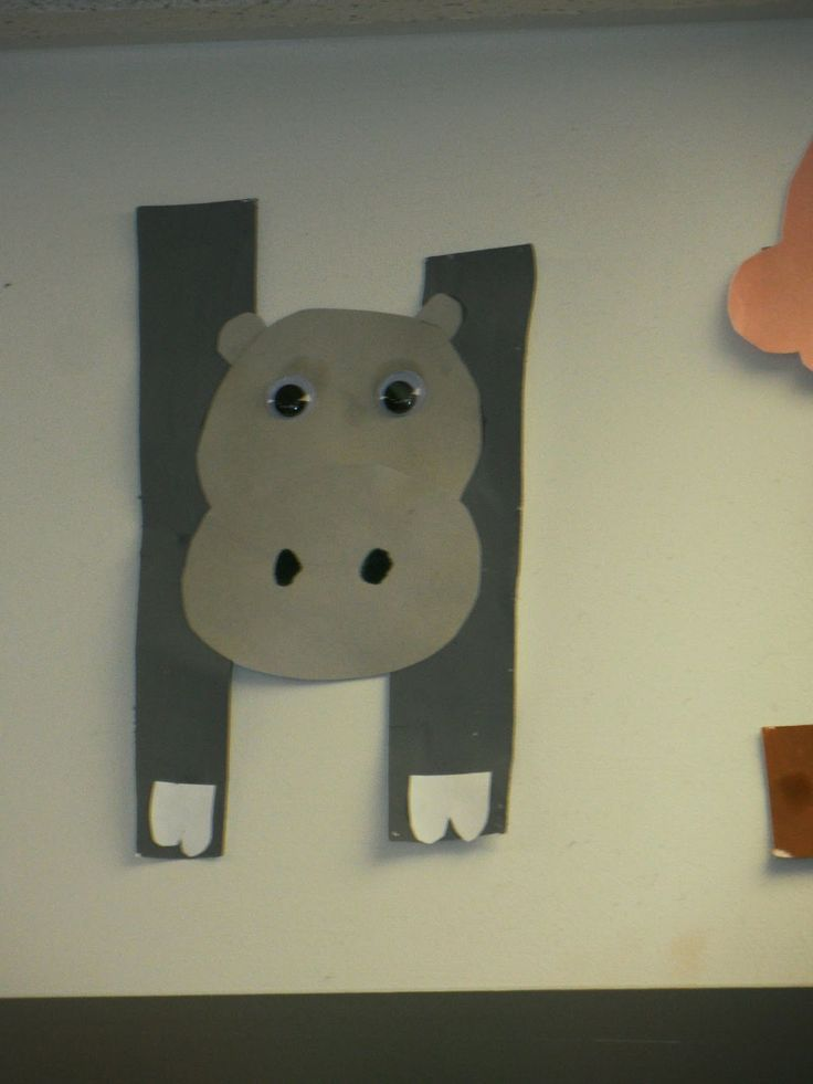 H Is For Hippo Craft - Yahoo Image Search Results