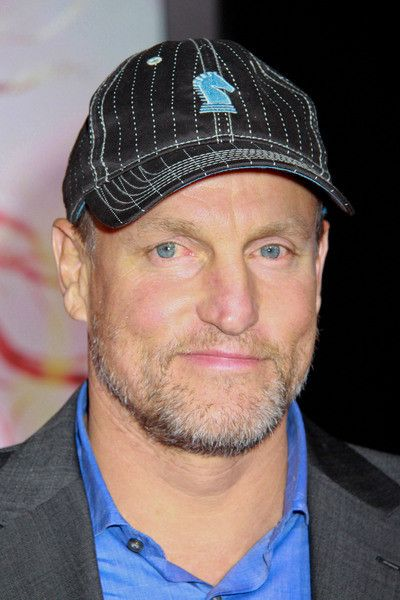 Crazy man Woody Harrelson.  Midland, Texas.