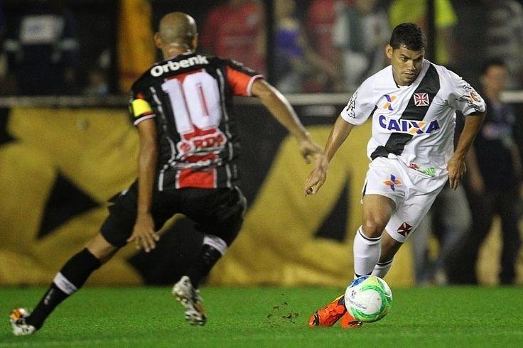 Blog Esportivo do Suíço:  Brasileirão - Série B 2014, 26ª Rodada: Vasco vence Joinville e esquenta briga pela ponta
