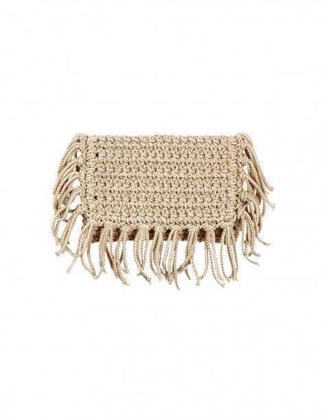 One and Only BOHEMIAN CHIC CLUTCH
