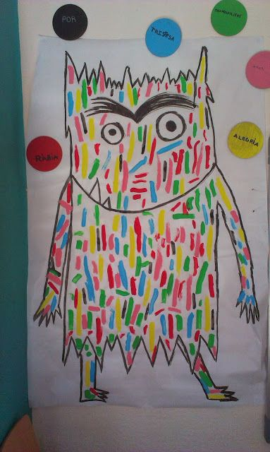Biblioteca El Miracle. : El Monstre de Colors