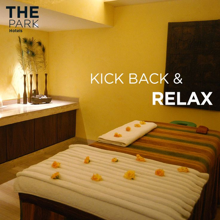 Relax, take it easy. Aura's here to bring you to a complete unwind: http://bit.ly/TheParksAura