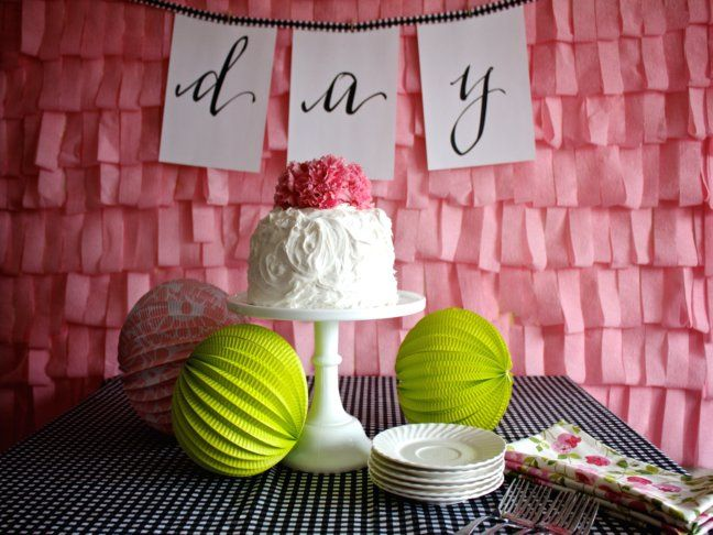 Ruffled wall tutorial.  I'm thinking 15' x 4' along the side of the yard.