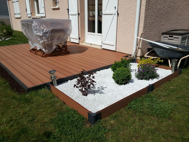1000 ideas about pose terrasse bois on pinterest for Poser une terrasse en bois