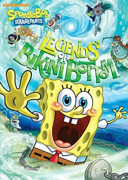 Tom Kenny & Clancy Brown - SpongeBob SquarePants: Legends of Bikini Bottom