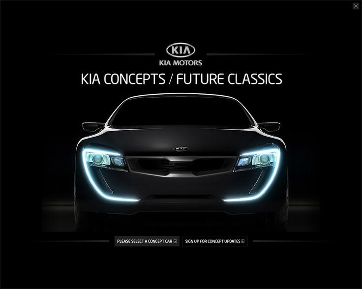 kia concepts concept cars