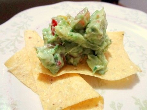 Best Authentic Guacamole Recipe