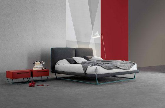 Doppelbetten | Schlafzimmermöbel | Amlet | Bonaldo | Gino. Check it out on Architonic
