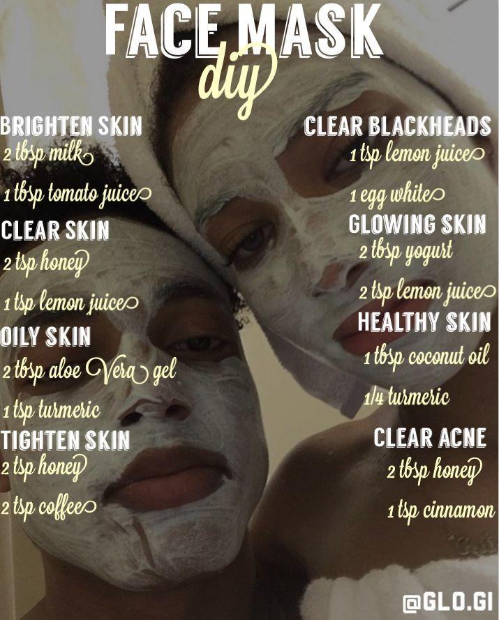 folge Gloria Contreras.gi auf insta für weitere Beiträge❤️ | Diy Gesichtsmaske für … – Blackhead Peel Mask