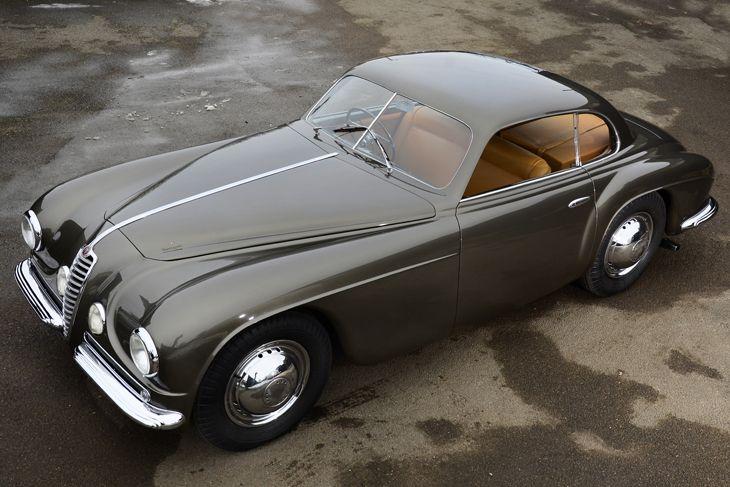 "1950 Alfa Romeo 6C 2500SS Villa d""Este Coupé"