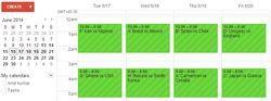 Add FIFA World Cup 2014 almanac to Google Calendar...