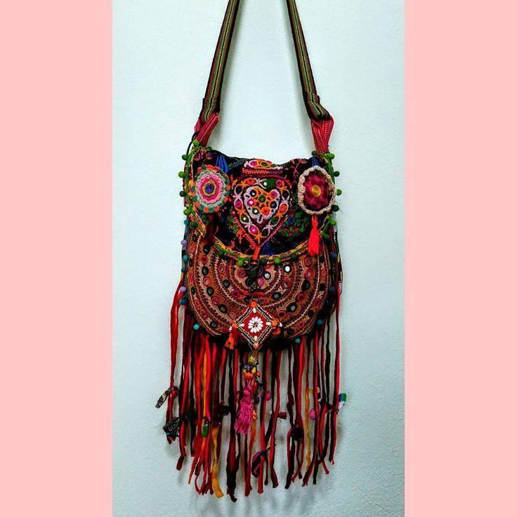 hippie bag (ugurbocegiotantiktasarimlar)