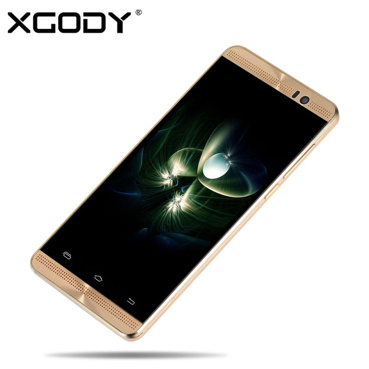 XGODY X200 5 inch Smartphone Android 4.4 MTK6580 Quad Core 512MB RAM 8GB ROM 5MP Dual SIM Mobile Cell Phone Unlocked