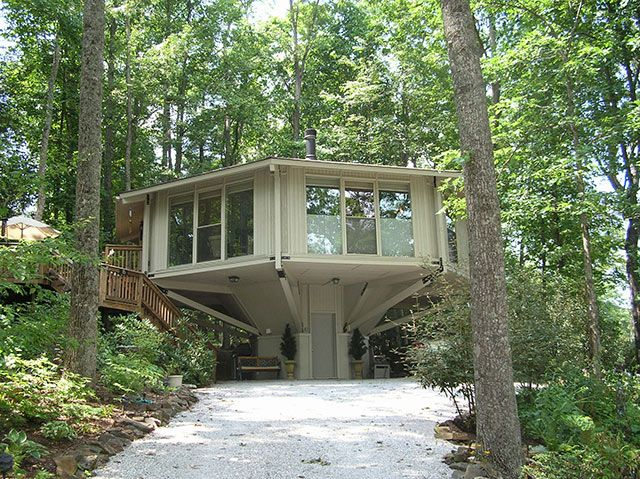 17 best images about round mountain home on pinterest for Carolina island house cost to build