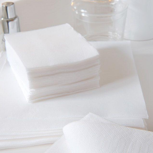 Ethik & Chic - serviettes ouate 2 feuilles  Idéales pour fabriquer les fleurs en papier !