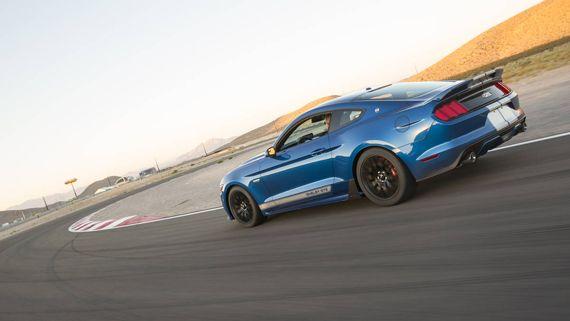 Поникар Shelby Mustang GTE 2017 / Шелби Мустанг GTE 2017