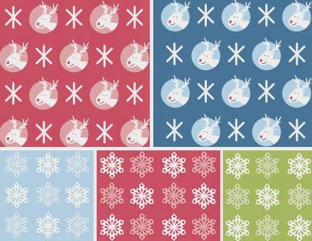 Manualidades papel de navidad para imprimir para esta - Papel decorado para manualidades ...