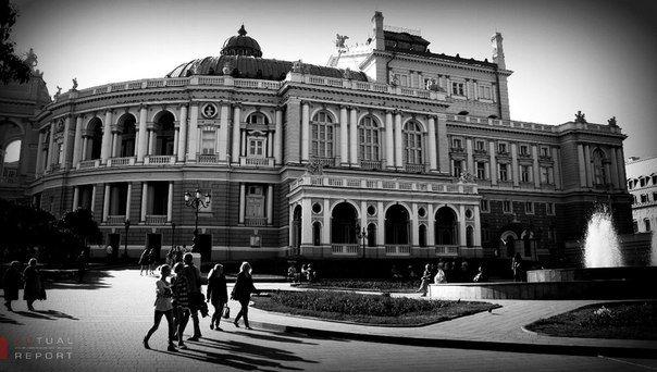 Городская архитектура: Одесса