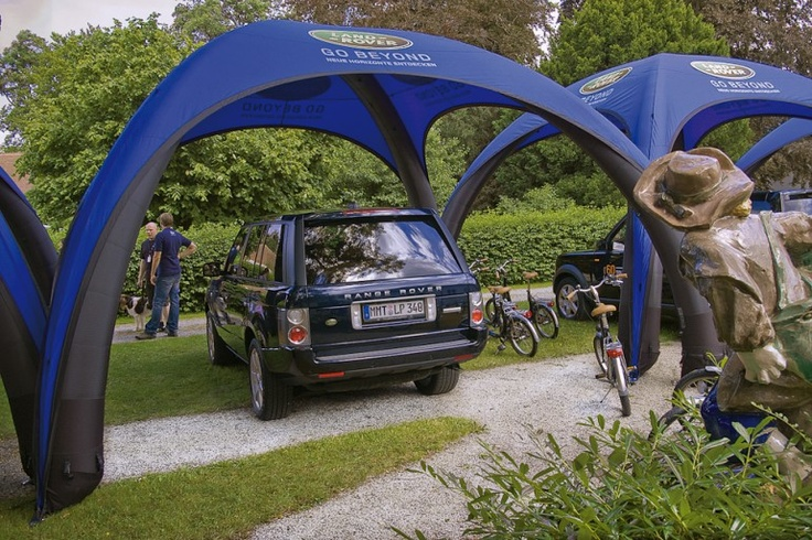 Land Rover | X-GLOO 6x6