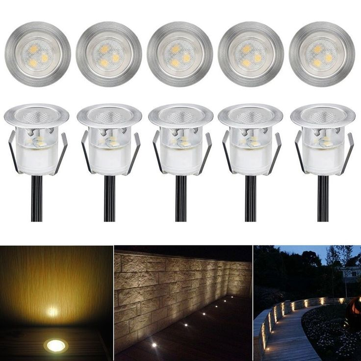 Landscape Lighting Kit Low Voltage Led Deck Stair Garden Patio Yard Outdoor 10pc & Best 25+ Landscape lighting kits ideas on Pinterest | Outdoor ... azcodes.com