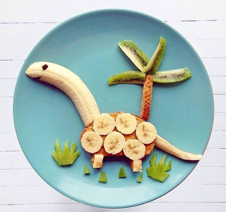 Create a delicious and healthy prehistoric snack.
