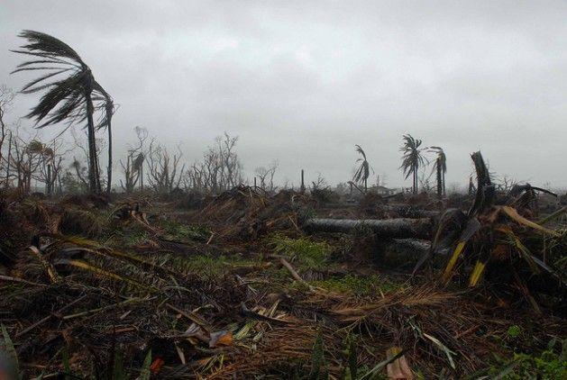 Desastres naturais arrasarão os benefícios do desenvolvimento