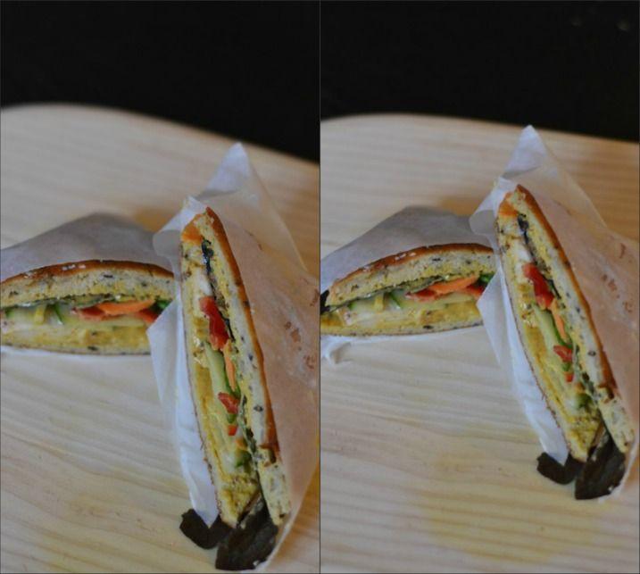 Sandwichbrødet som jeg bloggede om i sidste uge, blev brugt til en lækker kylling/bacon sandwich med karry/mango-dressing, hvori jeg brugte den lækre mangochutney. Sandwich med kylling og bacon er jo en rigtig 90'er café klassiker – men her er den i en sund og lækker udgave – helt uden mærkelige tilsætningsstoffer. Om den skal være...Read More »