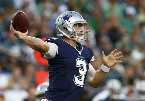Jerry Jones on Brandon Weeden Being One of Most Gifted Passers in NFL- http://getmybuzzup.com/wp-content/uploads/2015/09/519647-thumb.jpg- http://getmybuzzup.com/jerry-jones-on-brandon-weeden/- By Glenn Erby Cowboys owner Jerry Jones loves to compliment the GM when he makes a brilliant move, and if Brandon Weeden can keep Dallas afloat, it will be the greatest signing in team history. Jones has to convince us all first, and today he said on 105.3 The Fan that Weeden has all t