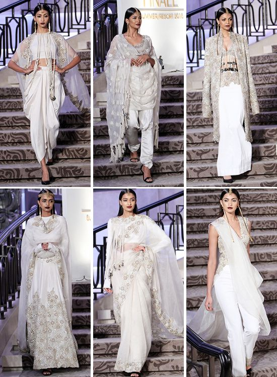 Anamika Khanna at Lakme Fashion Week Summer Resort 2015