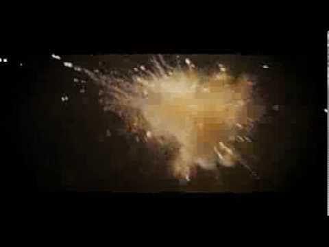IRON MAN (Fireworks)