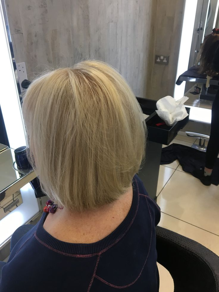 Regrowth tint and blowdry | Blow dry, Regrowth, Tints