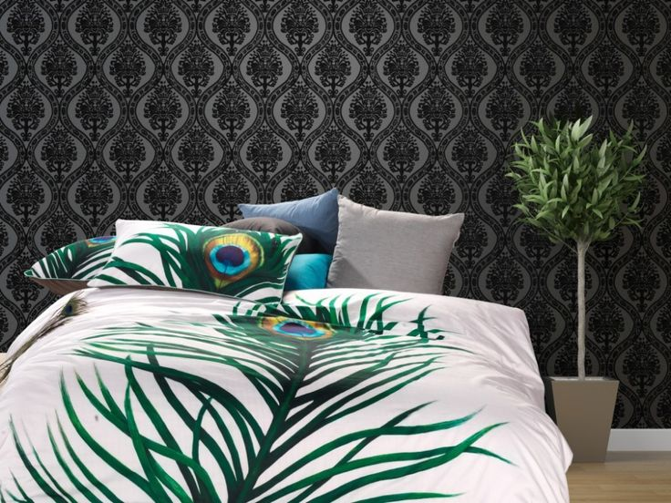 Peacock Comforter Set: 25+ Bästa Peacock Bedding Idéerna På Pinterest