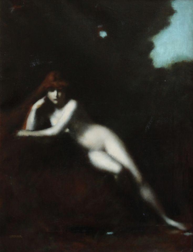 Solitude, Jean-Jacques Henner