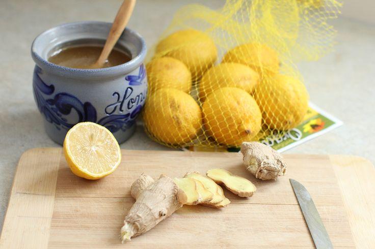 Limonlu ballı zencefilli çay içmek için çok sebebiniz var