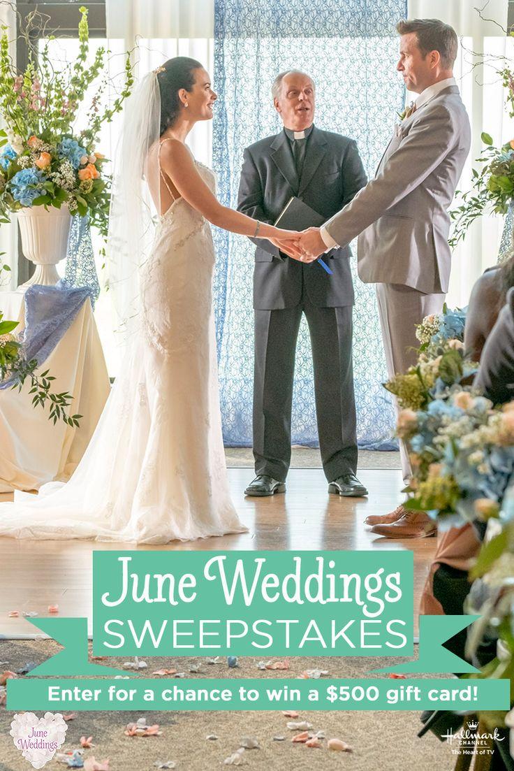 224 Best June Weddings Images On Pinterest June Weddings Hallmark