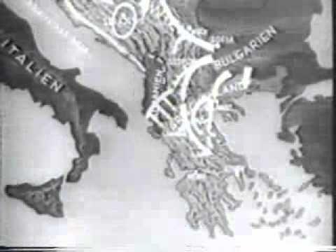 Die Deutsche Wochenschau - 1941-05-16 - Nr. 558 - Sieg auf dem Balkan I