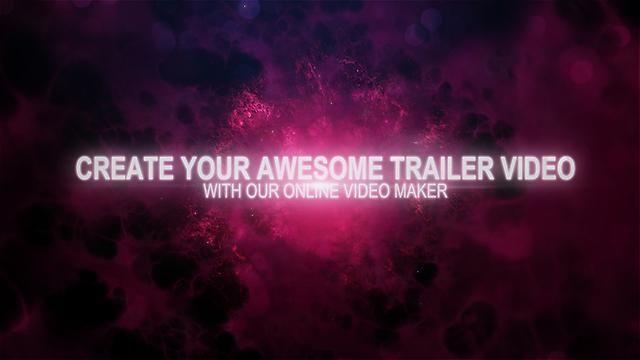 Youtube Trailer Creator Create Your Own Movie Trailer Movie Trailers Youtube The Creator