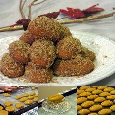 Μελομακάρονα συνταγή παραδοσιακή της Μαμάς (melomakarona - χριστουγεννιάτικες συνταγές - μελομακάρονα - συνταγή - τραγανά) :: Συνταγές και Μαγειρική :: asxetos.gr ::