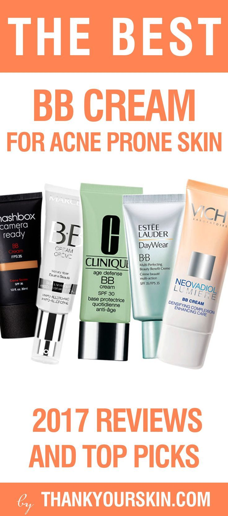 Best BB Cream for acne prone skin