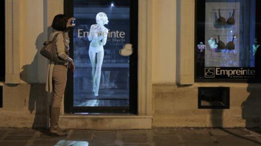 Empreinte l'Atelier Lingerie Hologram | The Inspiration Room