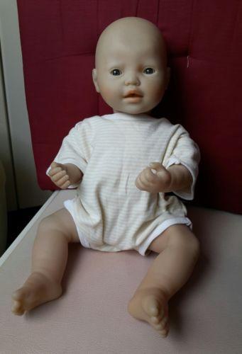 BAMBOLA VINTAGE BABY AMORE Primo tipo REBORN DOLL MUOVE GLI OCCHI DOLL ITALY  | eBay