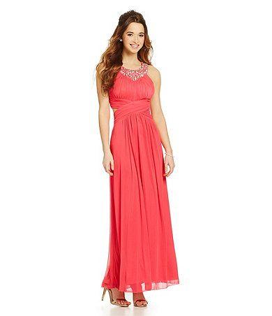 Available at Dillards.com #Dillards My dress this year!!