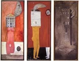 Louise Burgoise: Art Work, Figures Art, Bourgeois Femme, Art Inspiration, Femme Maison, Feminist Artworks, Louis Bourgeois House, Louise Bourgeois, Woman House
