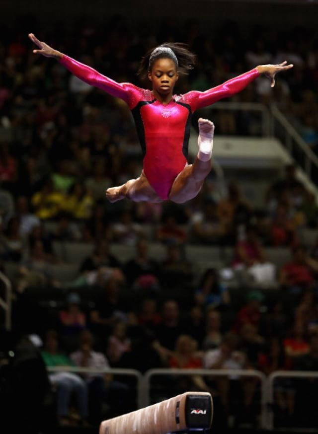 10 Gymnasts to Keep Your Eye on for the 2016 Olympics: Gabby Douglas